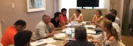 equipo técnico - reunion semanal