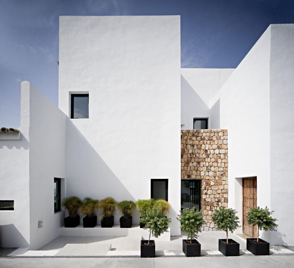 Gruporedpoint vivienda unifamiliar aislada urbanizaci n - Tobal arquitectos ...